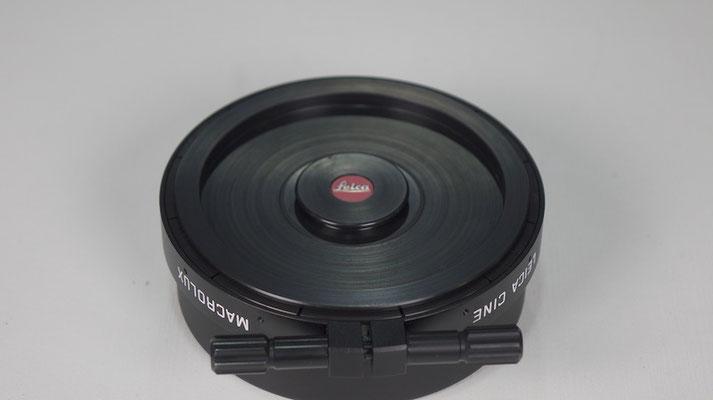 puhlmann.tv - Leica Cine MacroLux +1 Diopter