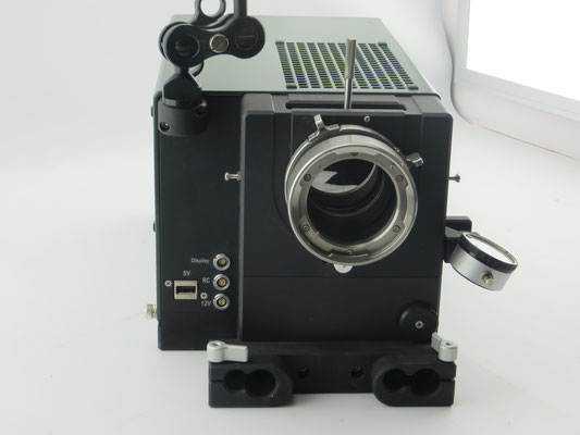 Cooke Lens Test Projector - puhlmann.tv
