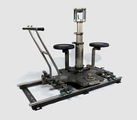 Puhlmann Cine - GF-Quad Dolly