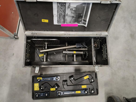 Puhlmann Cine - Panther Classic Dolly Set with Super Jib II