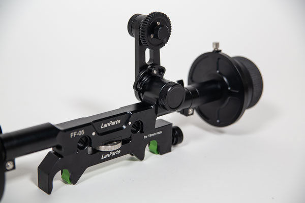 puhlmann.tv - Lanparte Follow Focus FF-05 Set