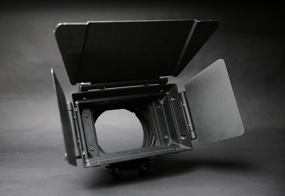 Puhlmann Cine -O'Connor O-Box Matte Box Deluxe Set (full set 15/19 mm)