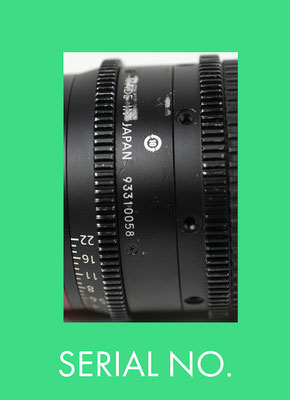 PUHLMANN CINE -  CANON 15.5-47mm T2.8 L S Wide-Angle Cinema Zoom Lens
