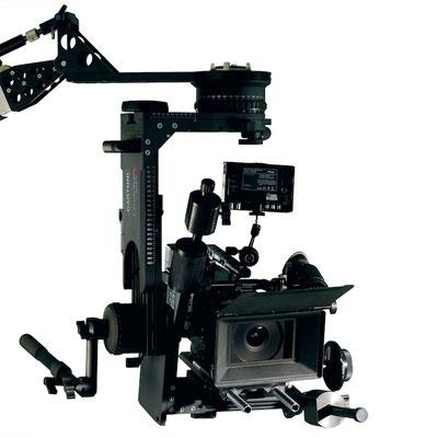 Puhlmann Cine - Cartoni Lambda 50