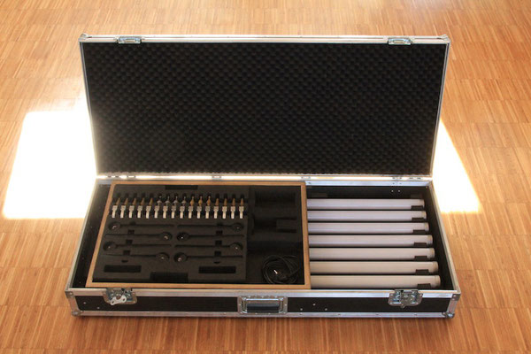 Puhlmann Cine - ASTERA AX1 Pixel Tube Set