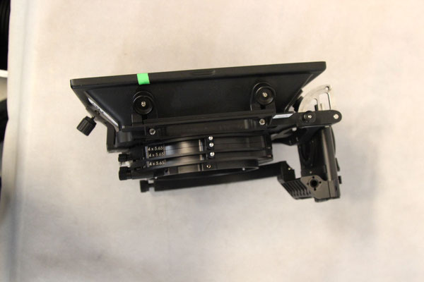 puhlmann.tv - ARRI Studio Matte Box SMB-2 Tilt Set 19mm