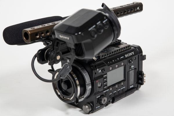 puhlmann.tv - Sony PMW-F55 Digital Camera Set