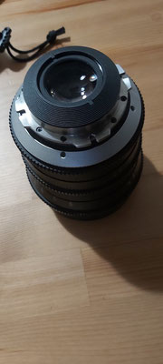 Puhlmann Cine - GL Optics Super Speed Zoom 18-35mm, T1.8