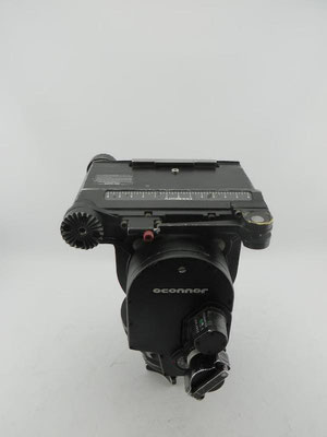 Puhlmann Cine - OConnor Ultimate 2575 Professional Fluid Head with Tripod