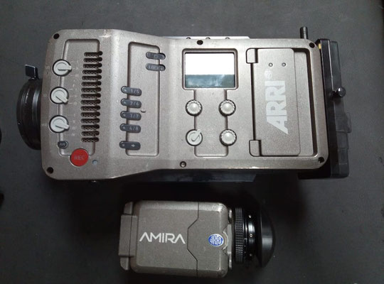 Puhlmann Cine - ARRI Amira Digital Camer Set w/ Premium License