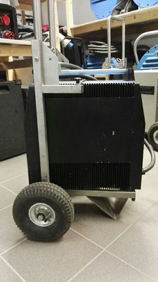 Puhlmann Cine - Electronic Ballast ARRIMAX EB 12/18kw with trolley
