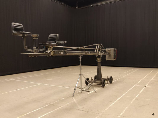 Puhlmann Cine - GRIP Factory Munich GF-6 Camera Crane 2