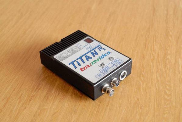 Puhlmann Cine - Transvideo Titan Kit with Rainbow Monitor