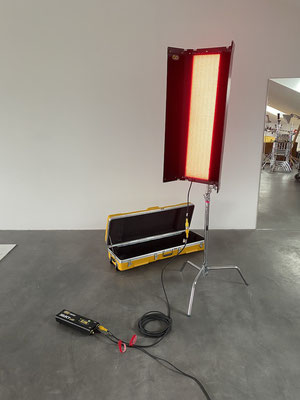puhlmann.tv - KinoFlo Free Style LED 31 DMX