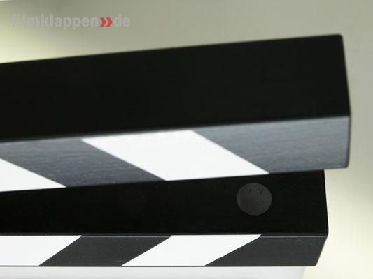 """Puhlmann Cine - Camera Slate b/w """"Blank""""Puhlmann Cine - Camera Slate b/w """"Blank"""""""