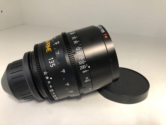 Puhlmann Cine - ARRI Ultra Prime 135mm T1.9 Cine Lens
