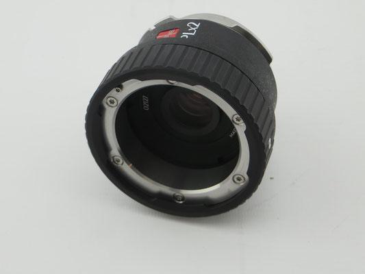 Puhlmann Cine - IBE Optics S35 PLx2 Extender