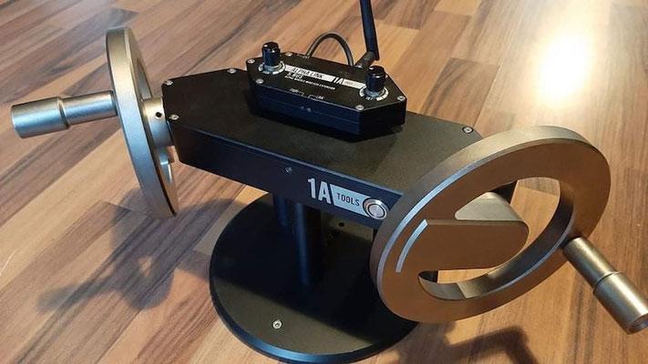 Puhlmann Cine - 1A Tools Alpha Wheels for Ronin