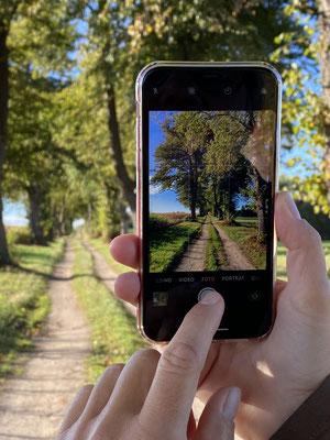 Fotokurs mit dem iphone, Landschaftsfotografie