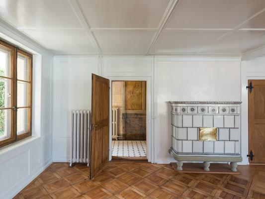 Umbau und Sanierung Wohnhaus, Bümpliz