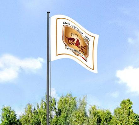 1a) Vereinsflagge