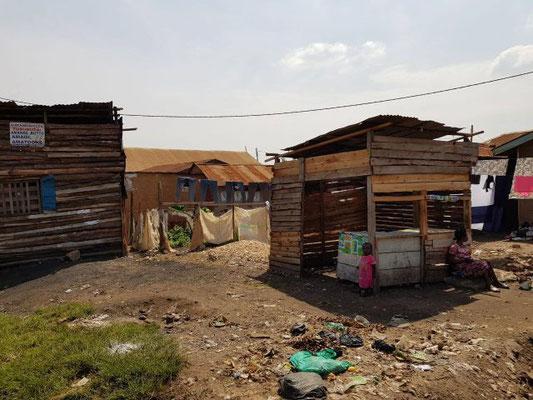 Kawempe-Slum, Uganda (© Brühl Stiftung)