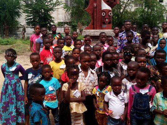 Schulexkursion Ouidah (Westafrika), © Pergame Plus, Bénin, 2018