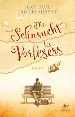Benjamin von Eckartsberg - Illustration Buchcover: Didierlaurent-Die Sehnsucht des Vorlesers ,dtv