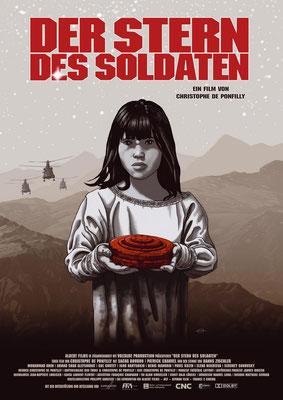 Benjamin von Eckartsberg - Illustration Filmplakat - Der Stern des Soldaten - Kunde: Boswell Film GmbH