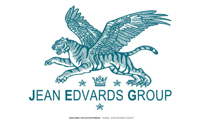Benjamin von Eckartsberg - Logo / Icon - Kunde: Jean Edvards Group