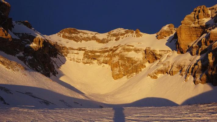 L'objectif est en vue! - Grand Ferrand / Dévoluy / Guide de Haute Montagne