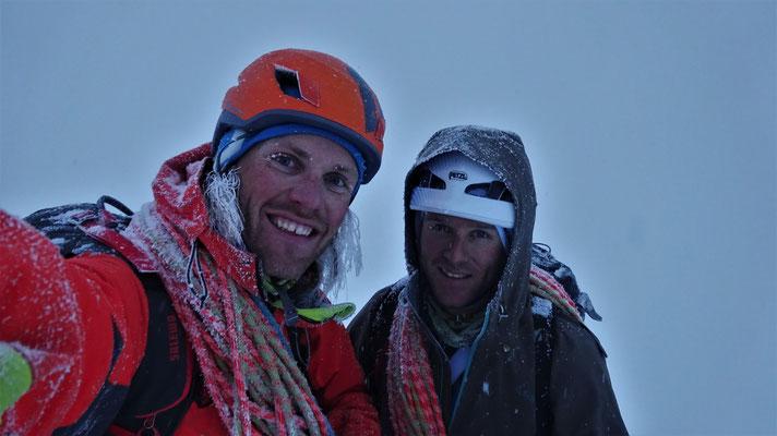 Summit! Cascade du lac du Lait