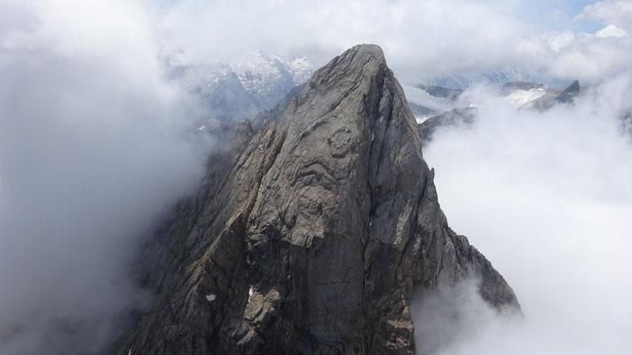 L'Aiguille Méridionale - Aiguilles d'Arves topo