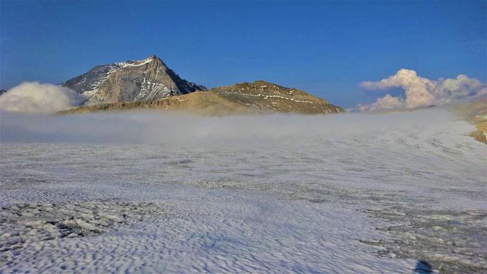 La Grande Casse et le glacier de la Roche Ferran