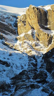 Goulotte du Plan des Têtes - Cascade de glace - Goulotte - Guide Maurienne