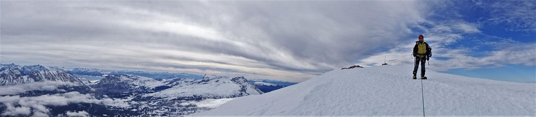 Summit!! - Grand Ferrand / Dévoluy / Guide de Haute Montagne