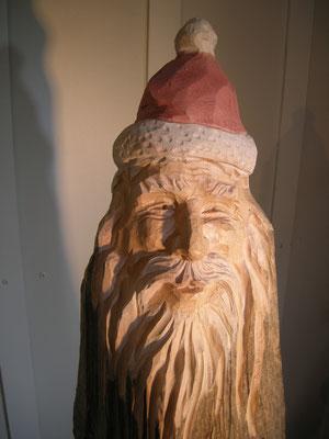 St.Nikolaus Samichlaus schnitzerei