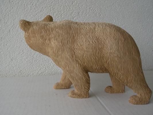 Baer Skulptur