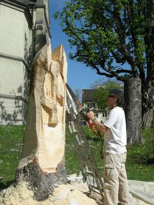 Engelskulptur