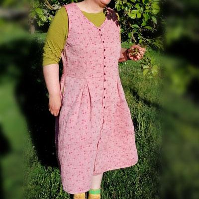 Kleid Acacia aus Musselin von @ella.at.work