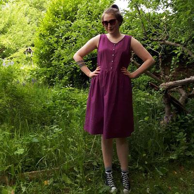 Kleid Acacia von @agnes_dakota