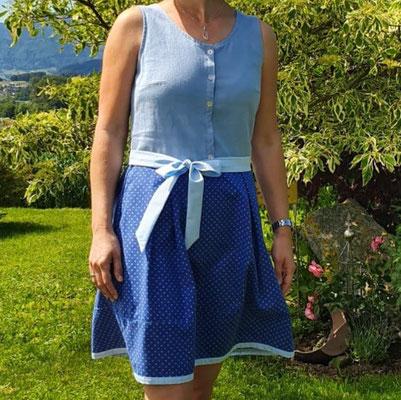 Acacia-Kleid im Dirndl-Look, von @ker.stin.la
