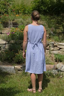 Kleid Acacia mit Bindeband, von @lebenanderswo