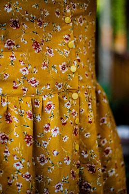 Acacia-Kleid aus Viskose, von @margenini