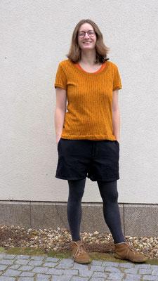 LARIX-Shorts von @ringellaus