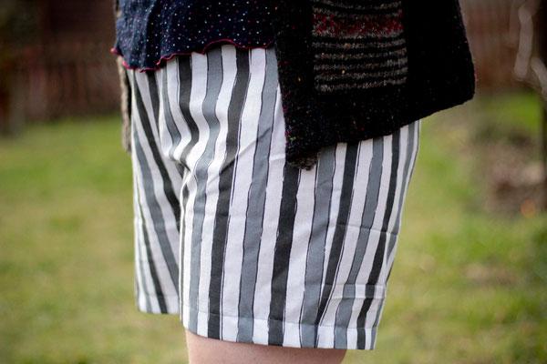 Larix-Shorts von @margenini