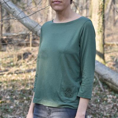 ... und mein eigenes Herbula-Shirt in Gr. 164