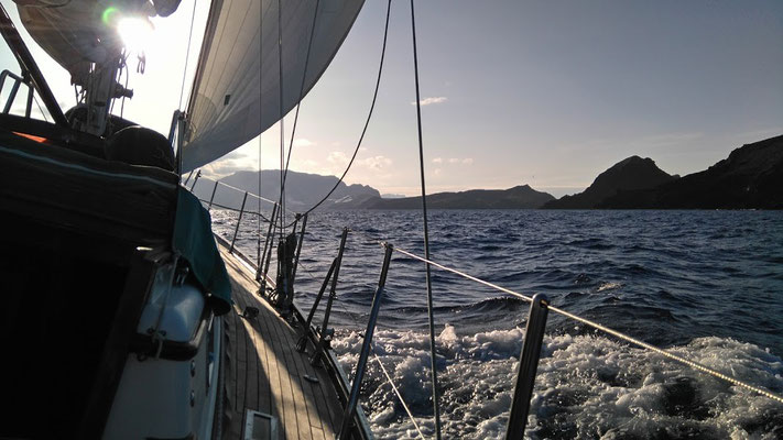 Atlantic yacht delivery Madeira