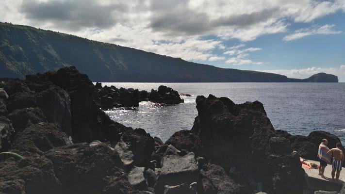 coastline Azores