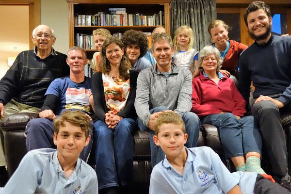 Avec la famille McGillivray !